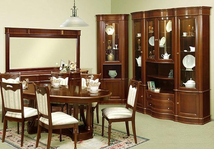 Libertatea, Cluj-Napoca - Dining room furniture -   Mozart 1