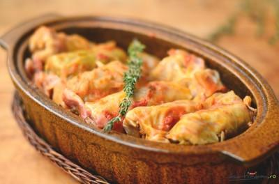 Cabbage rolls – Sarmale