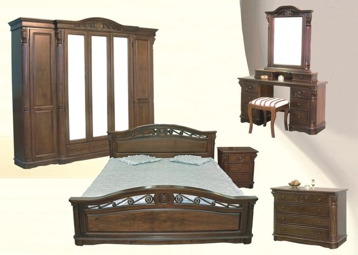 Sarmex, Satu Mare - Apollo - Bedroom furniture