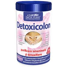 Powder: Detoxicolon 480g