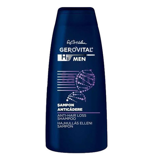 Gerovital H3 Men, Anti-Hairloss Shampoo